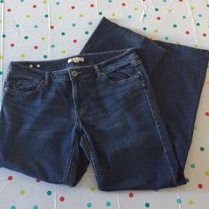 CAbi Jeans 12 most comfortable! Blue